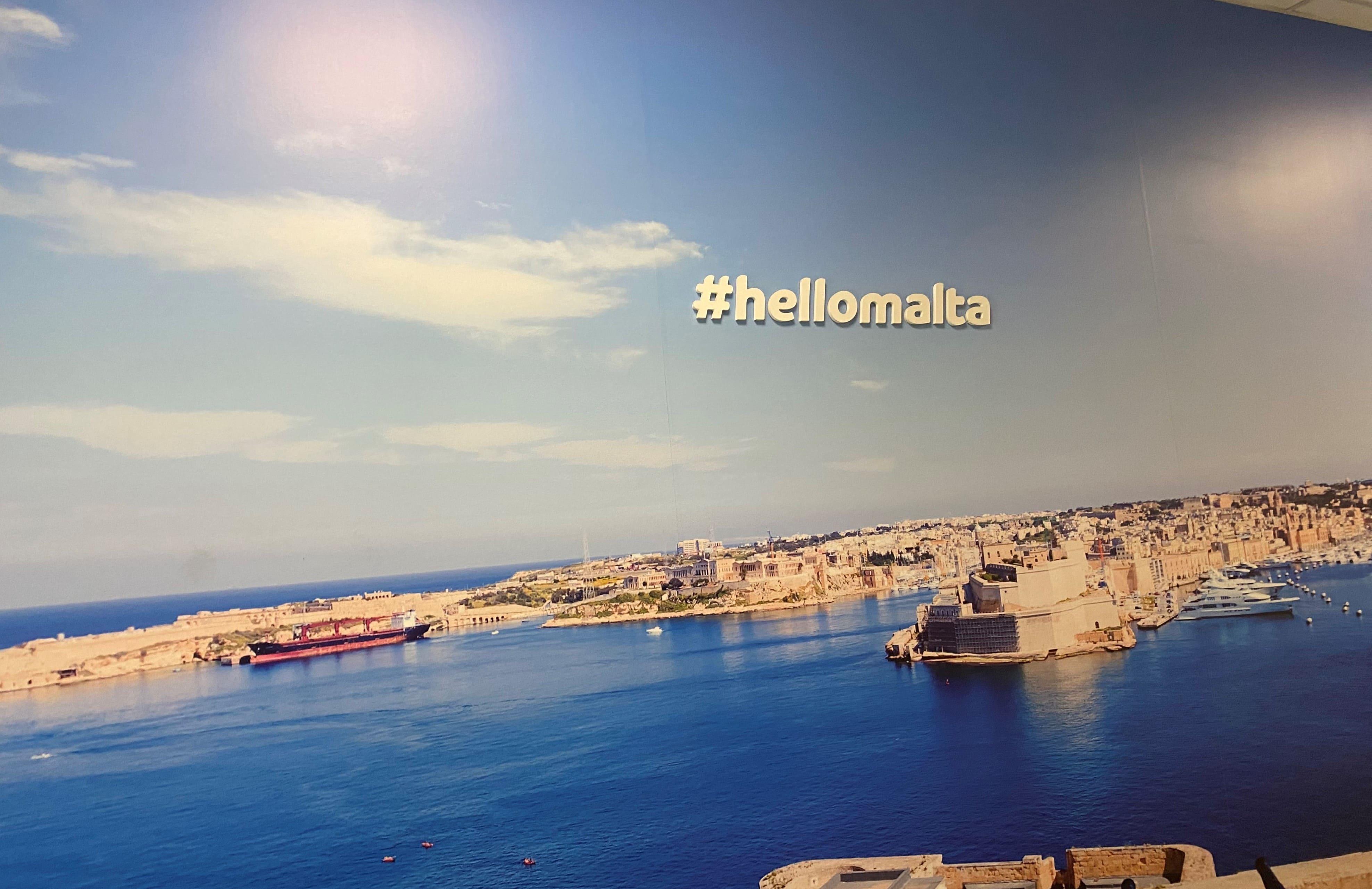 マルタ留学 9月23日 無事、マルタに到着! | 代々木グローバル高等学院[公式]