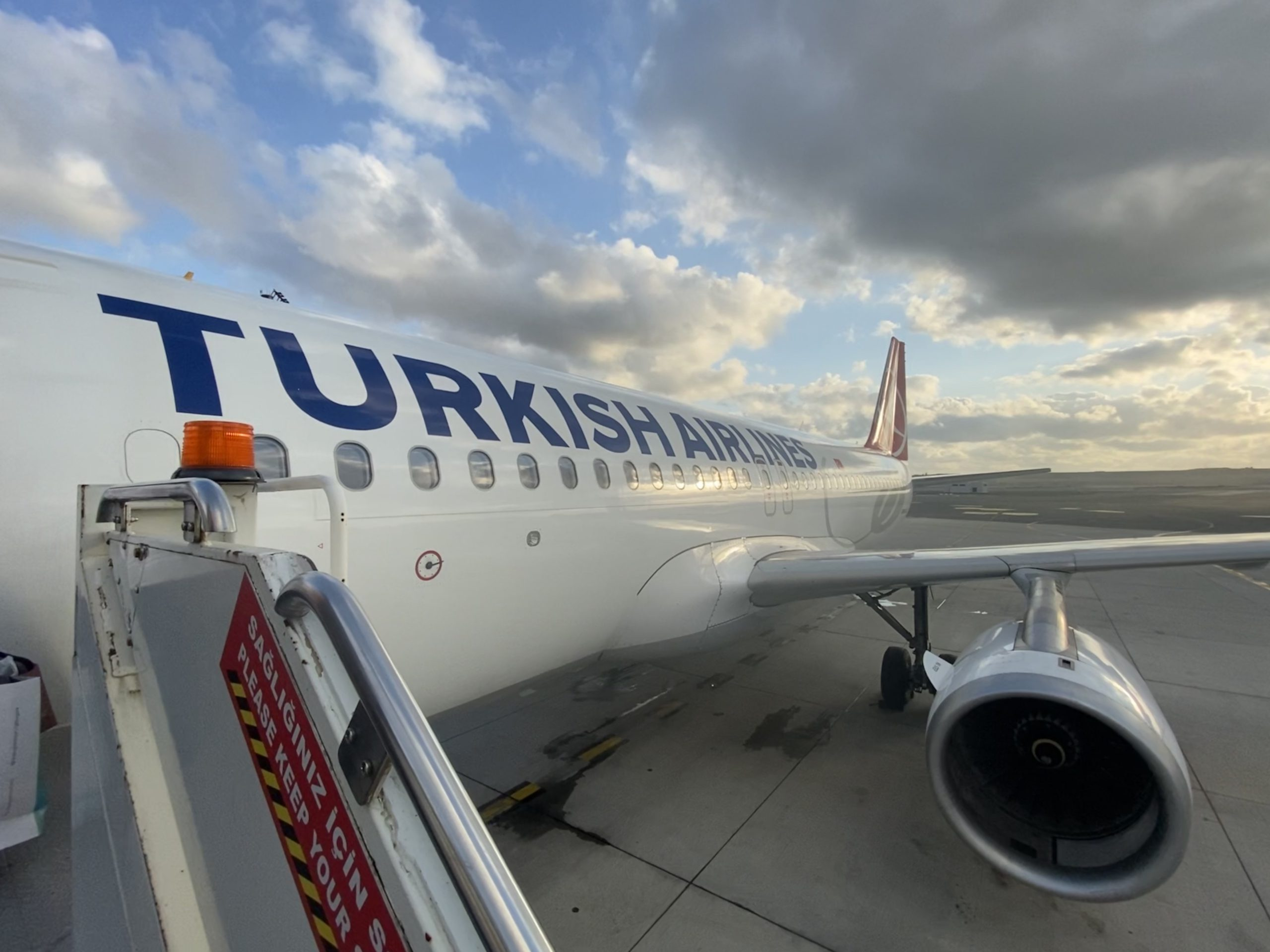マルタ留学 Turkish Airlines:羽田空港⇒マルタ空港の現状 | 代々木グローバル高等学院[公式]