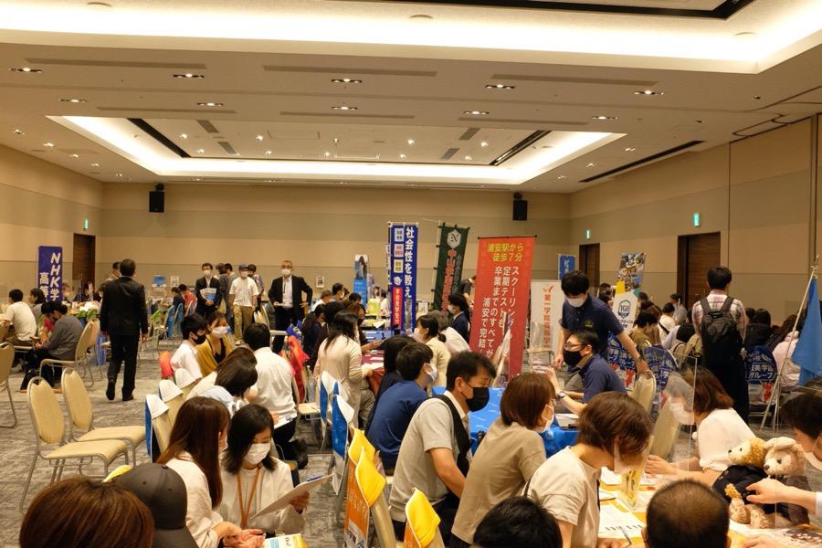 【合同説明会】7月3日千葉会場の説明会に参加しました!   代々木グローバル高等学院[公式]